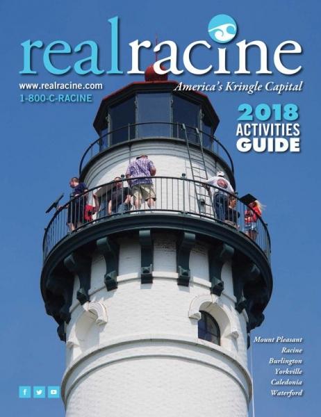 real racine presents 2018 activities guide great lakes scuttlebutt great lakes scuttlebutt
