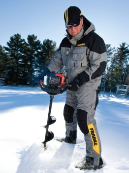 No shades of gray simply the best bang for the buck for Ice fishing suits