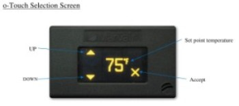 Marvair Marine Introduces the o-Touch HVAC Display - Great