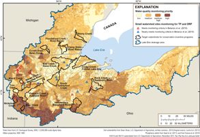 A New Study Released Today By The Northeast Midwest Insute And The U S Geological Survey Found That Current Water Quality Monitoring In The Lake Erie