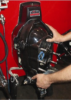 Konrad Marine Offers Bolt-On Replacement Solutions for Merc TR, TRS Stern Drives - Great Lakes ...