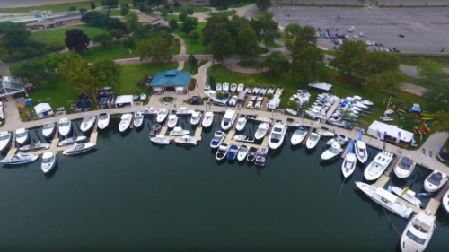 Playlist: 2018 Metro Boat Show Video