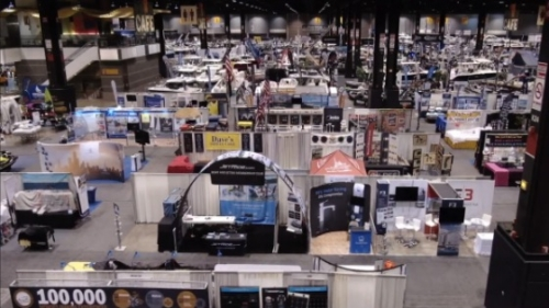 Playlist: 2019 Chicago Boat Show Video