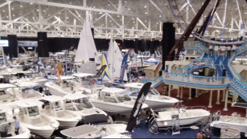 Playlist: 2019 Cleveland Boat Show Video