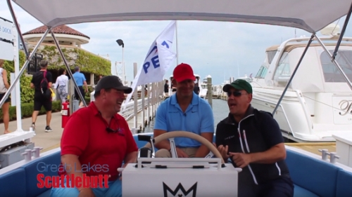 Playlist: 2019 Great Lakes Boating Festival Video