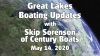 May 14 - Florida & Marine Industry Updates from Skip Sorenson of Century Boats Video