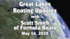 May 14 - Great Lakes Updates from Formula Boats Video