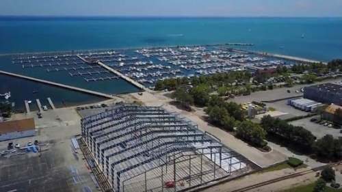 Bay Marine New Construction Video