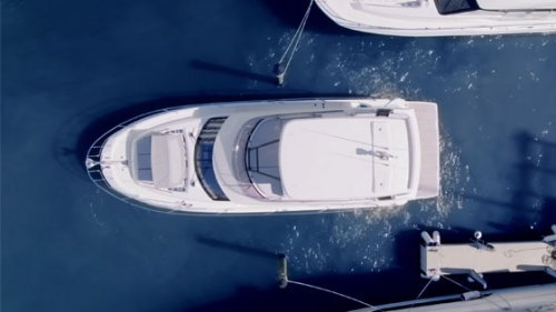 Introducing Raymarine DockSense™ Assisted Docking Technology Video