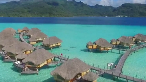 Visit Tahiti with The Moorings Video