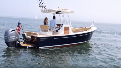 Vanquish Boats 23 Center Console Performance Review Video
