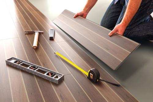 Marine Grade Nautical Design Flooring That Is Easily