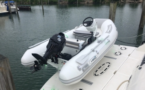 Dinghy Concepts And The Ever-Evolving Inflatable Boat