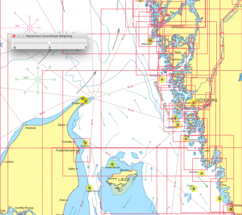 FUGAWI COM CHARTS NOW AVAILABLE ON OPENCPN - Great Lakes Scuttlebutt