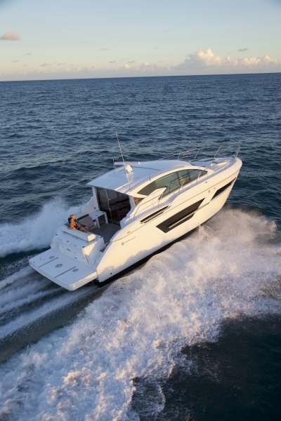 Cruisers Yachts 46 Cantius Great Lakes Scuttlebutt