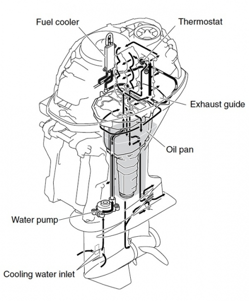 Outboard Flushing The Right Way
