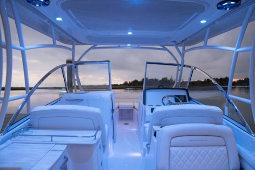 Grady White S Redesigned Freedom 285 Delivers Both Comfort