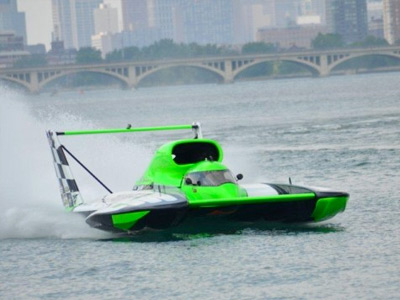 Detroit's Hydroplane Races 2011 Photo Album